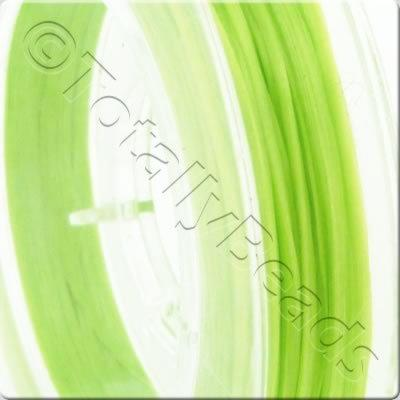 Elastic Flat Green - 0.5mm - 10m