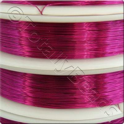 Beading Wire - Purple 0.6mm (7m)