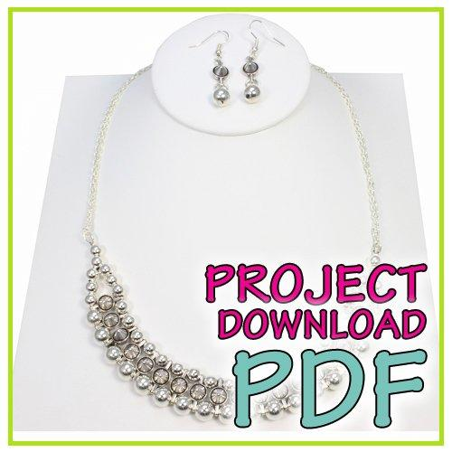 Zara Necklace - Download Instructions