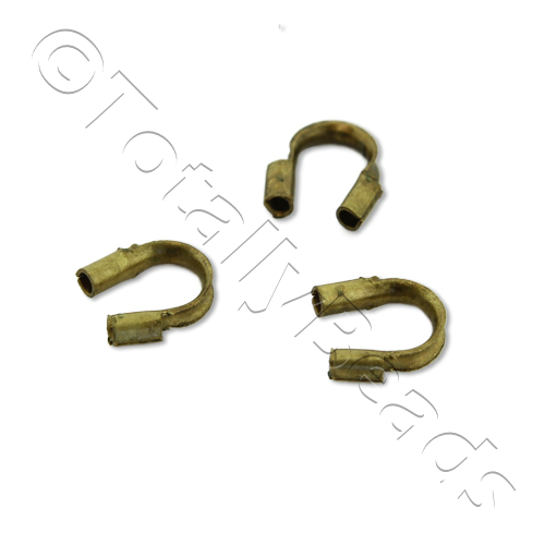 Wire Protector - Bronze Plated