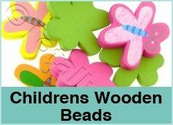 Childrens Wooden Beads