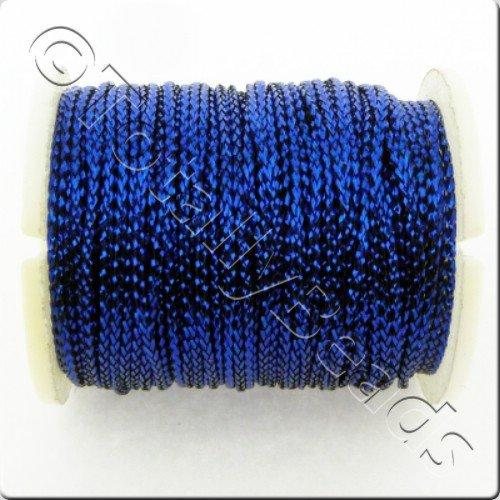 Metallic Thread Royal Blue - 0.7mm - 10m Spool