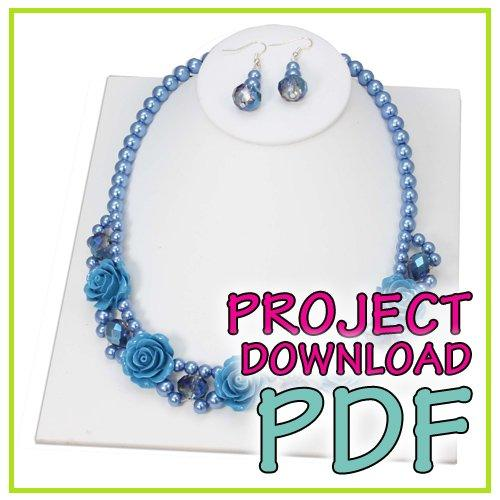 Rosalind Necklace - Download Instructions