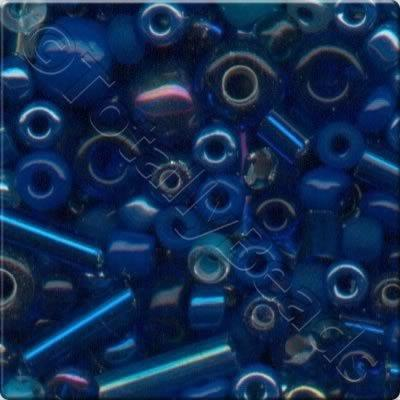 Seed Beads Mixes Blue