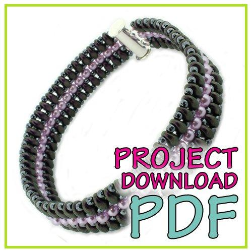 Mikaela Bracelet - Download Instructions