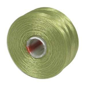 Superlon Thread D - Light Green