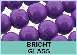Bright Glass Beads