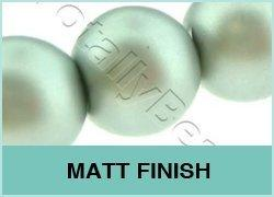 Matt Glass Pearls