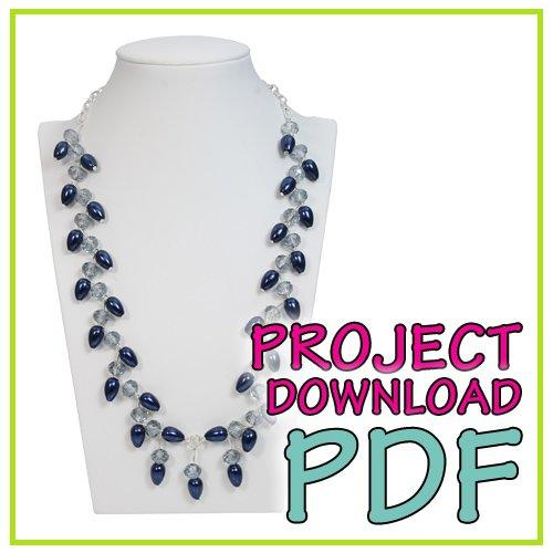 Amber Necklace - Download Instructions