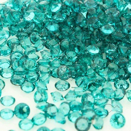 Resin Crystals 2mm - Turquoise