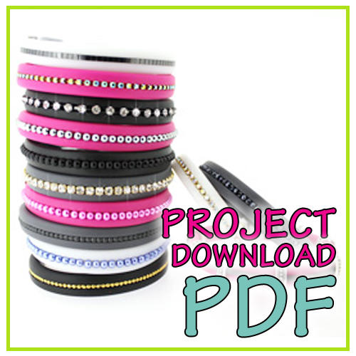 Groove Tube Bracelet Download Instructions