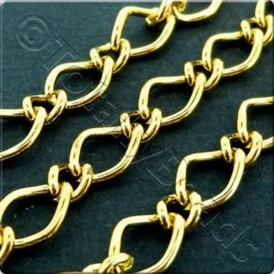 Chain - Gold Plated - 6005