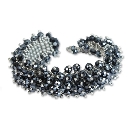 Evelyn Bracelet - Midnight