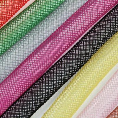 Nylon Mesh Tubing - 8mm Mixed Pack
