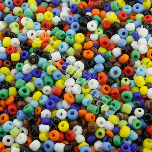 Seed Beads Opaque  Mixed - Size 11