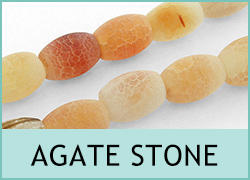 Agate Stone Beads