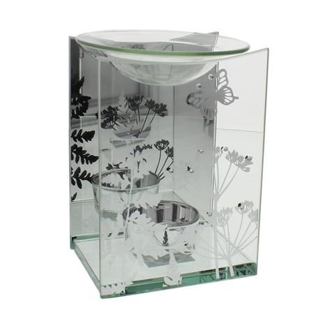 Oil Burner Hestia Butterfly Design