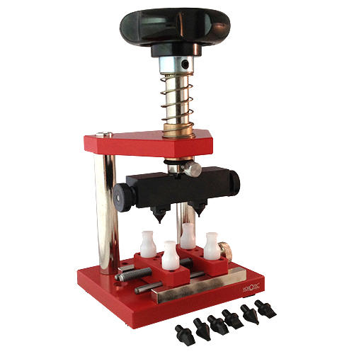 Horotec Press for Opening Screw Back Watch Cases