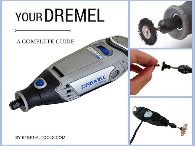 Complete Guide To Your Dremel Rotary Tool