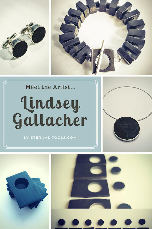 interview with stone artist jeweller, Lindsey Gallacher