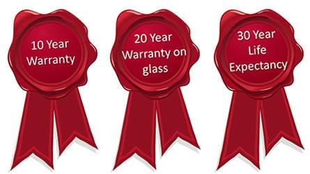 Warranty wax