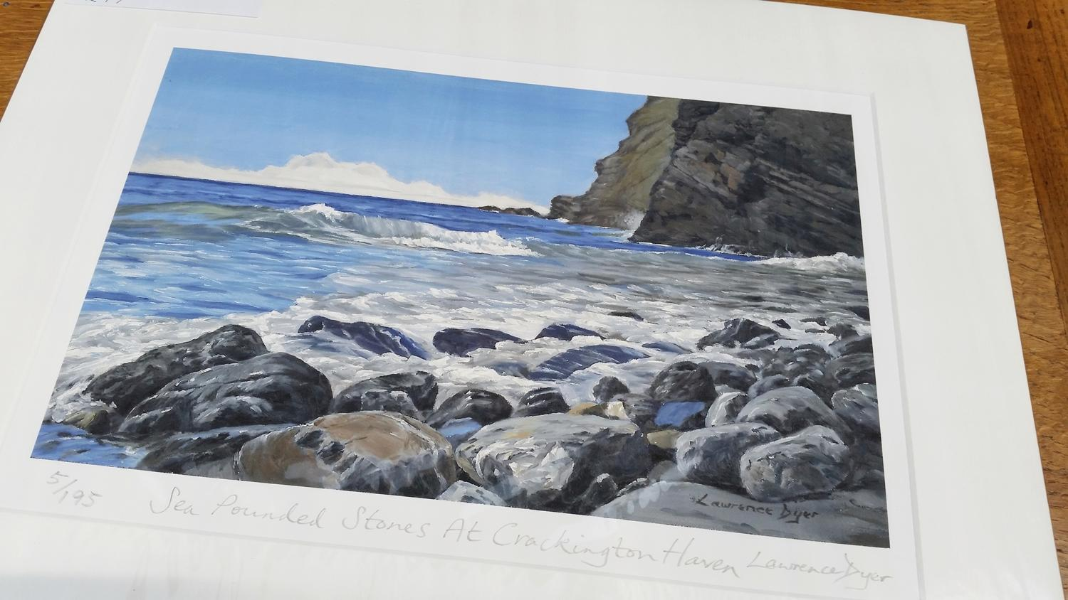 Prints of Bude and Widemouth Bay