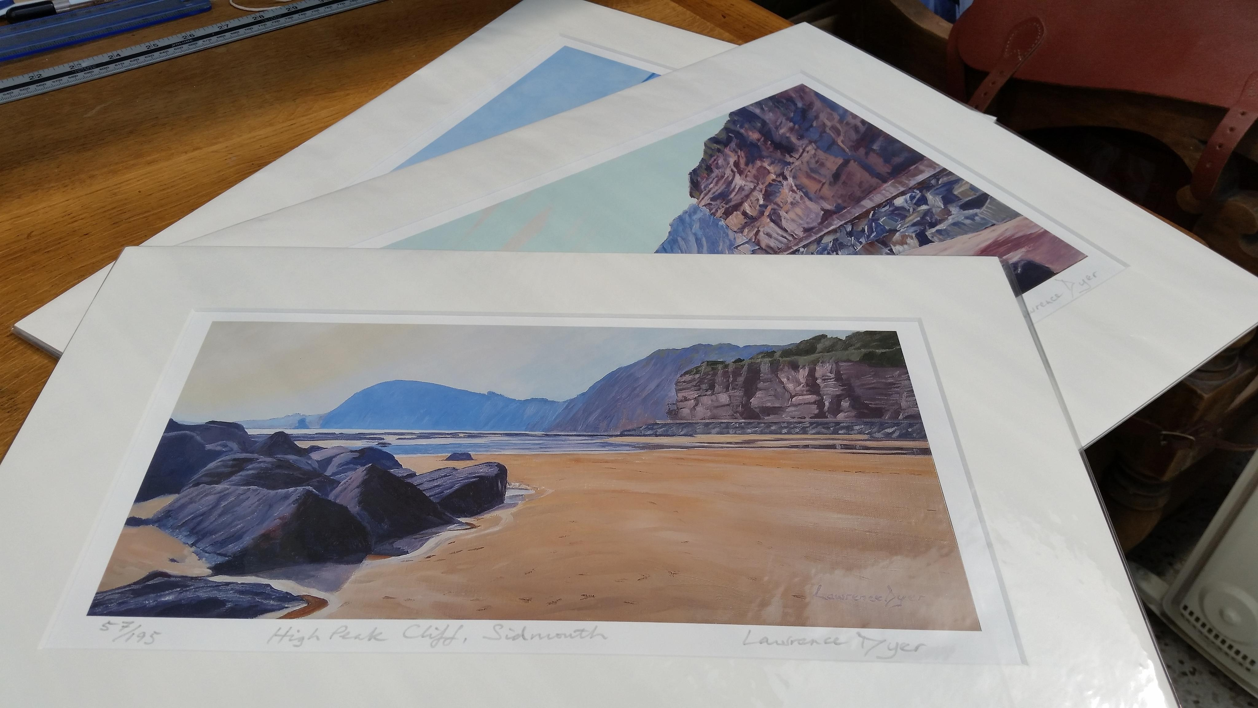 Prints of Sidmouth