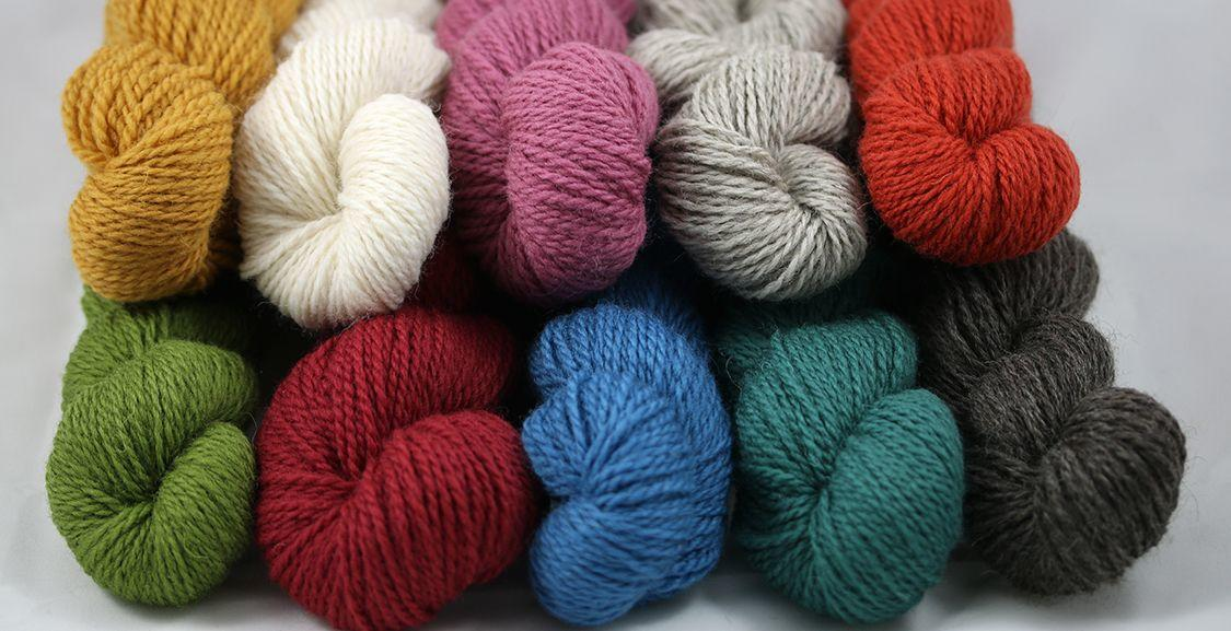 Buachaille: 100% Scottish Wool