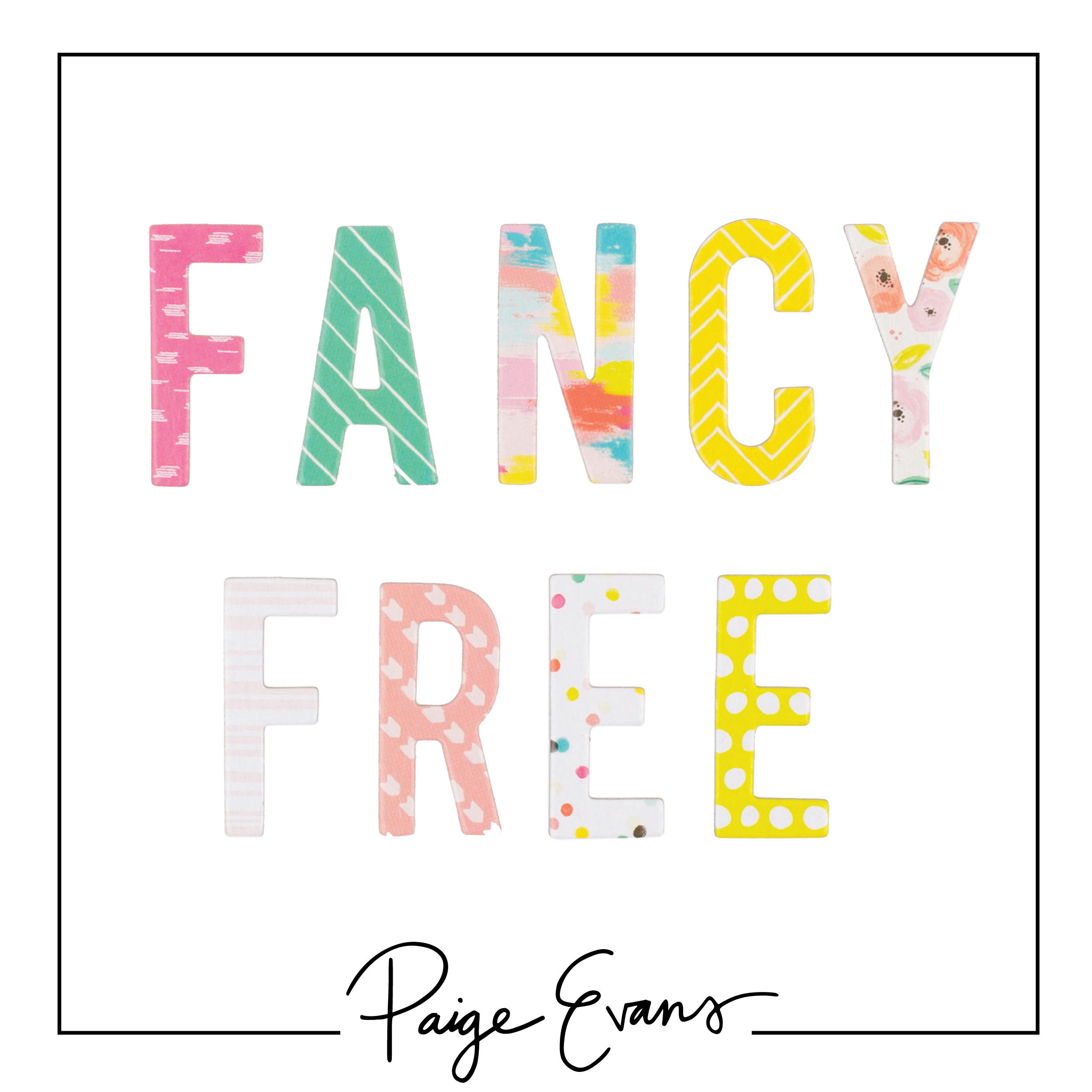 Fancy Free by Pink Paislee