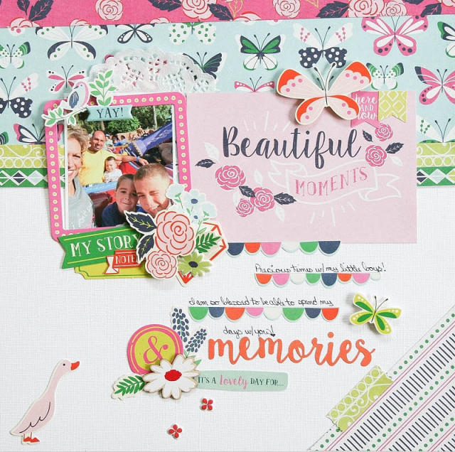 Flower Girl by We R Memory Keepers