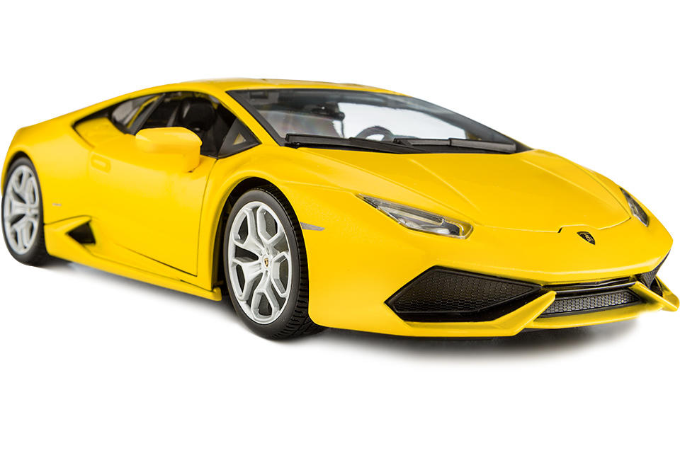 Diecast Model Cars With Free Fitted Personalised Number Plates