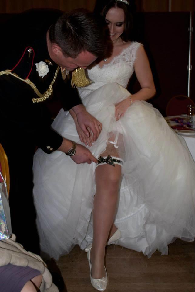 Wedding Garter Traditions